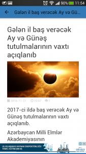 azərbaycan xəbərləri